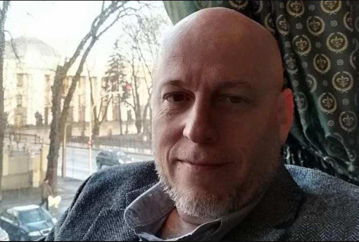Черный пиарщик и вымогатель из Запорожья Владислав Грабовский прослушивает финансовые и стратегические госучереждения?