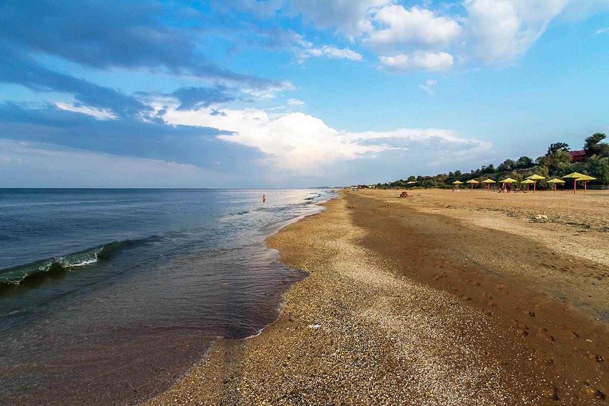 Где на побережье Азовского моря отдохнуть в Ялте?