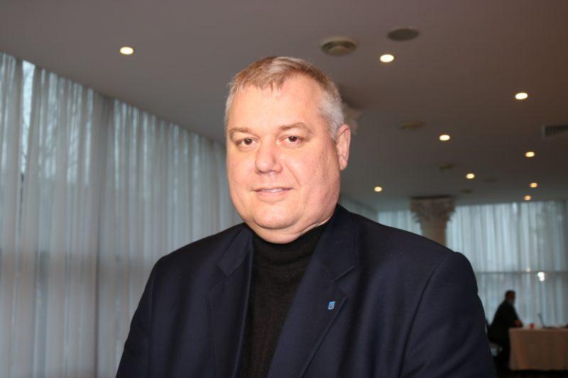 иректор департамента культуры, туризма, национальностей и религий Запорожской облгосадминистрации Владислав Мороко