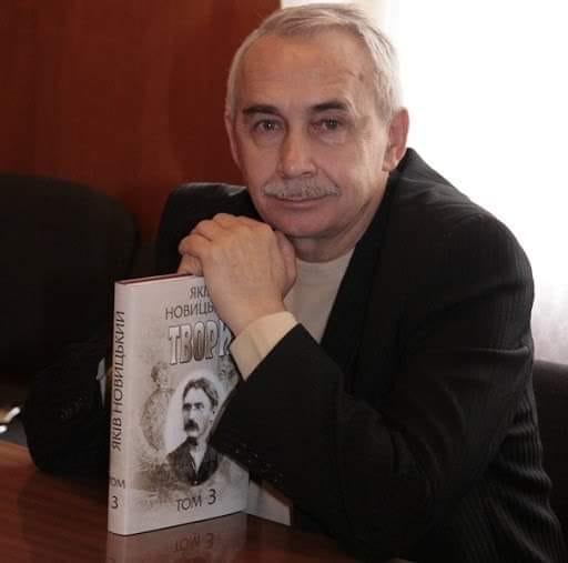 Георгий Шаповалов об острове Хортица