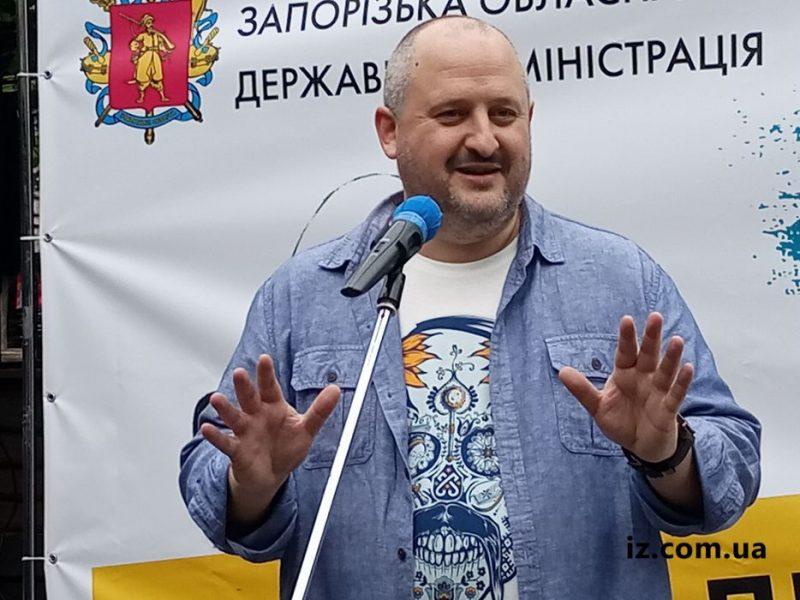 режиссер-мультипликатор Олег Маломуж