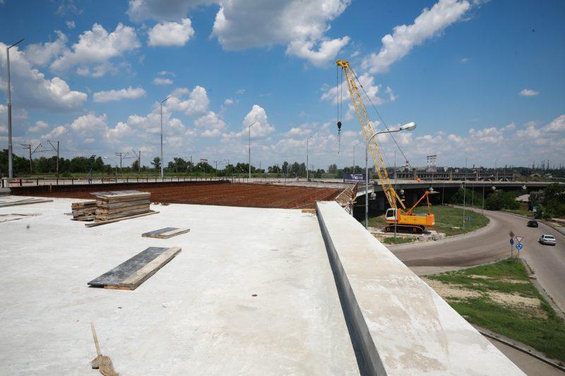 На Хортице на месте котлована построят инклюзивную спортивную площадку для детей