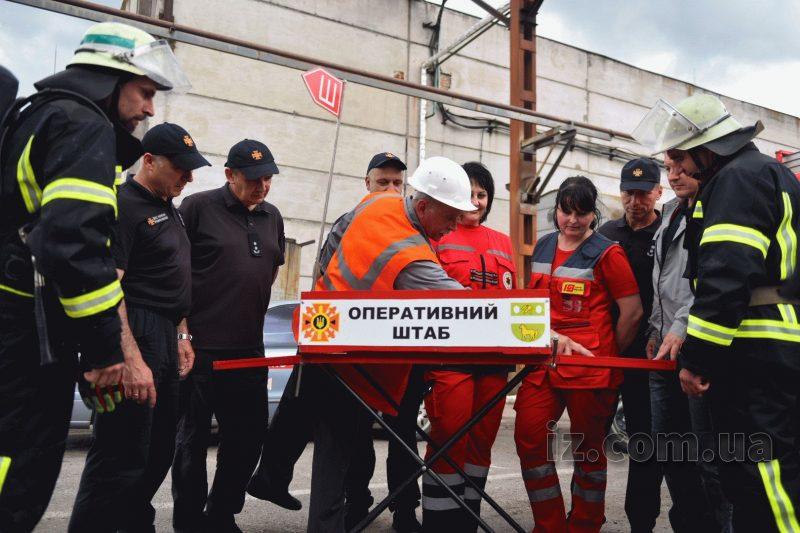 На маслозаводе в Запорожской области прогремел взрыв: там прошли специальные учения
