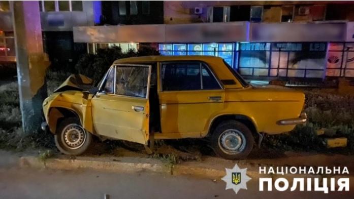 Ночью в Запорожье произошла смертельная авария (ФОТОФАКТ)