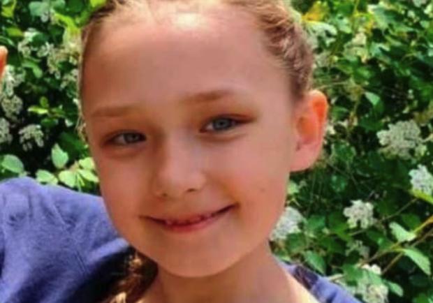 Помогите найти: в Запорожье пропала 9-летняя девочка - фото fb Юлия Глинка