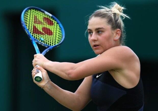 Теннисистка Марта Костюк обыграла англичанку на квалификации в Истборне. Фото: theuk.one