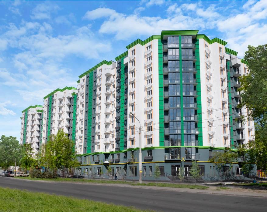 Удобная планировка и безопасная территория: в Запорожье завершили строительство ЖК Comfort City