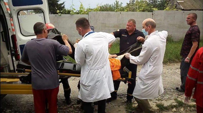 В городе Запорожской области пенсионерка упала в погреб