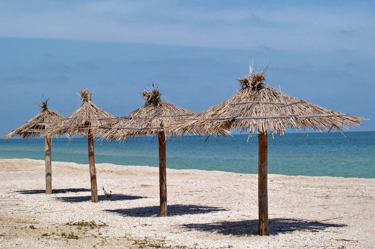 В курортной Кирилловке погода приготовила «сюрприз» отдыхающим