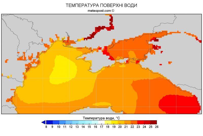 В Запорожской области на выходных будет жарко