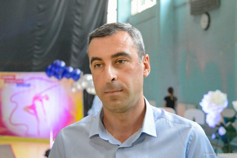 начальник соціального відділу ПрАТ «Запоріжкокс» Ігор Бабаріка