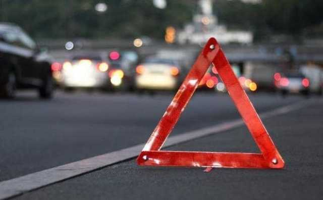 В Запорожье на проспекте произошла серьезная авария (ВИДЕО)