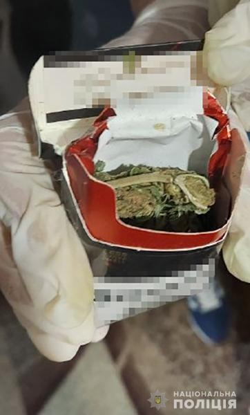 В Запорожье наркосбытчик попался на горячем