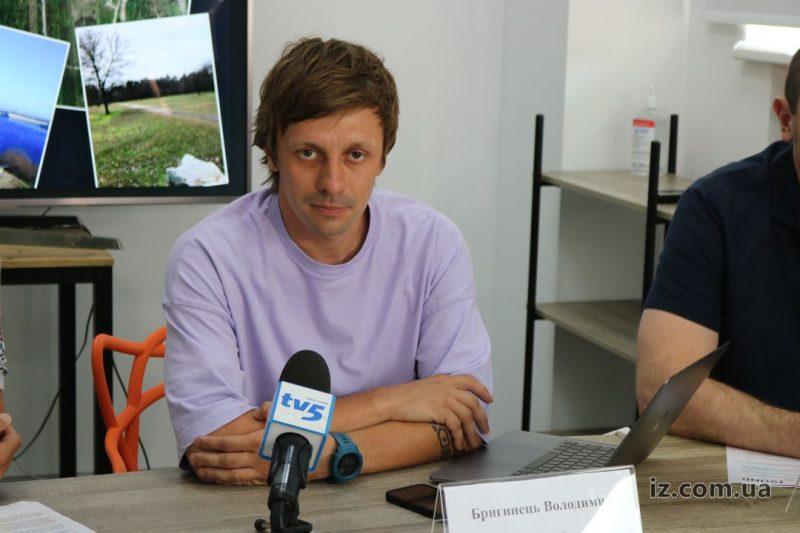 Владимир Бригинец.