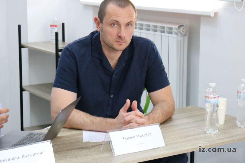 Михаил Турчин