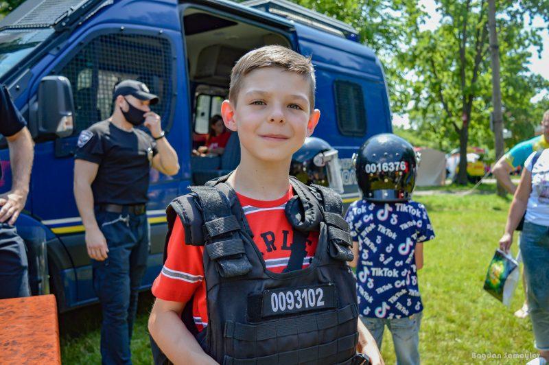 В Запорожье прошел «Фестиваль семьи»