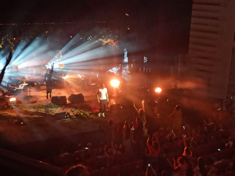 """Невероятно красивый и мощный концерт Святослав Вакарчук дал вчера в ДК """"Днепроспецсталь"""""""