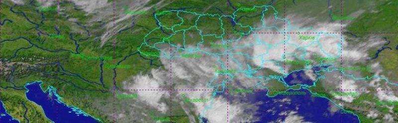 циклон карта