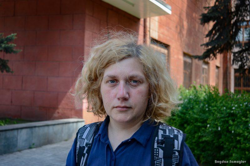 популяризатор модернистской архитектуры Наталья Лобач
