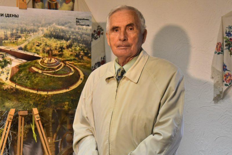 Розвиток острова Хортиця обговорили представники маломобільних груп населення