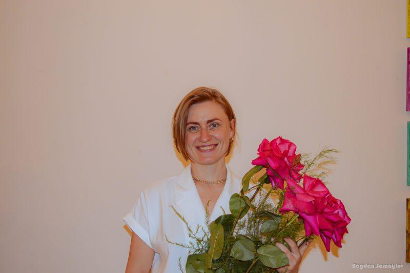писательница, инструктор по йоге Виктория Гопко