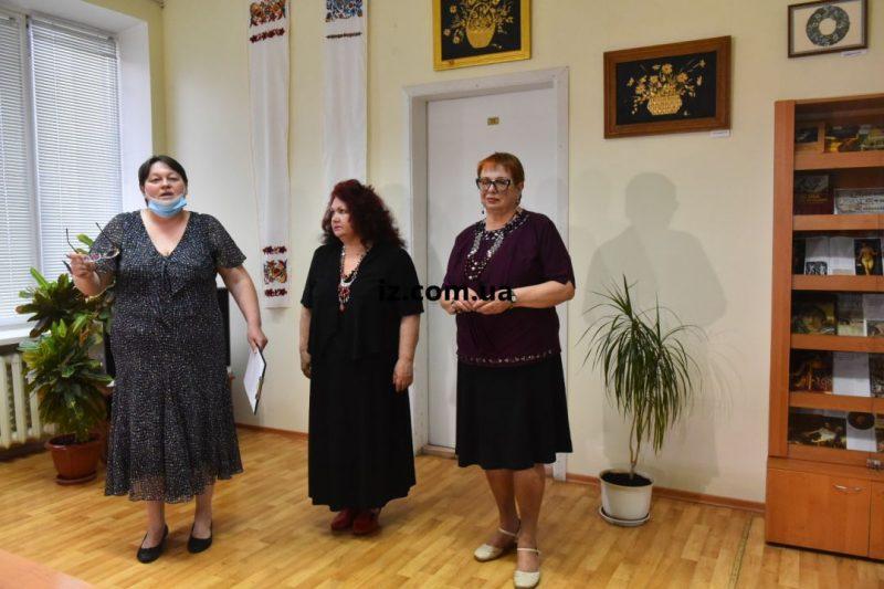 Маренко выставка