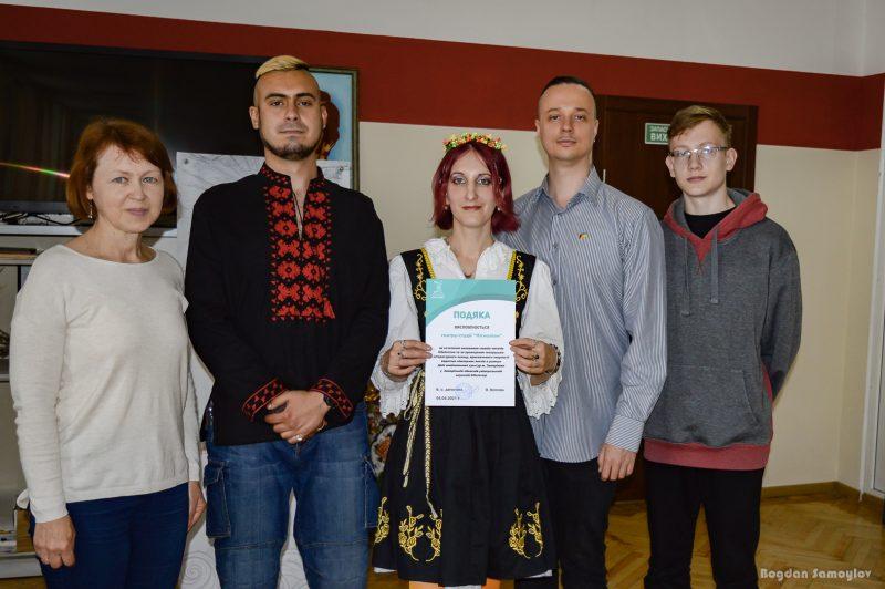 Запорожский театр познакомил зрителей с творчеством выдающихся немецких поэтов - фото