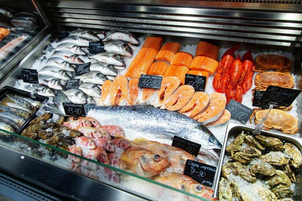 Эксперт-магазин VELADIS: мы знаем о рыбе все!