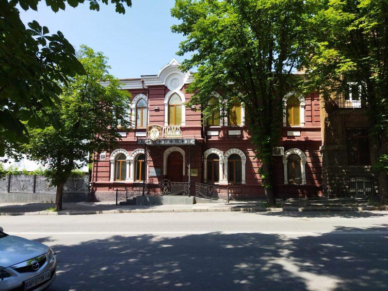 Как в Запорожье выглядит бывшая хоральная синагога, построенная более ста лет назад