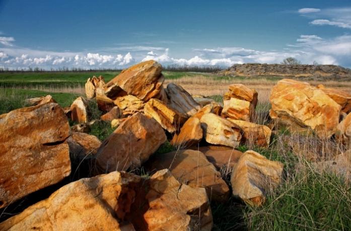 """На реконструкции заповедника """"Каменная могила"""" украли более 150 тысяч гривен"""
