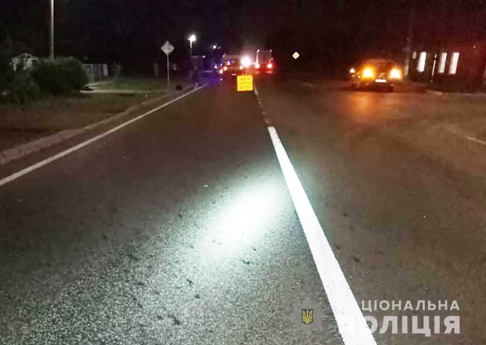 Ночная авария в Запорожской области: в полиции рассказали о погибшем
