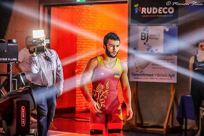 22-летний борец греко-римского стиля стал одним из трёх борцов со всей Украины, который поедет в Токио