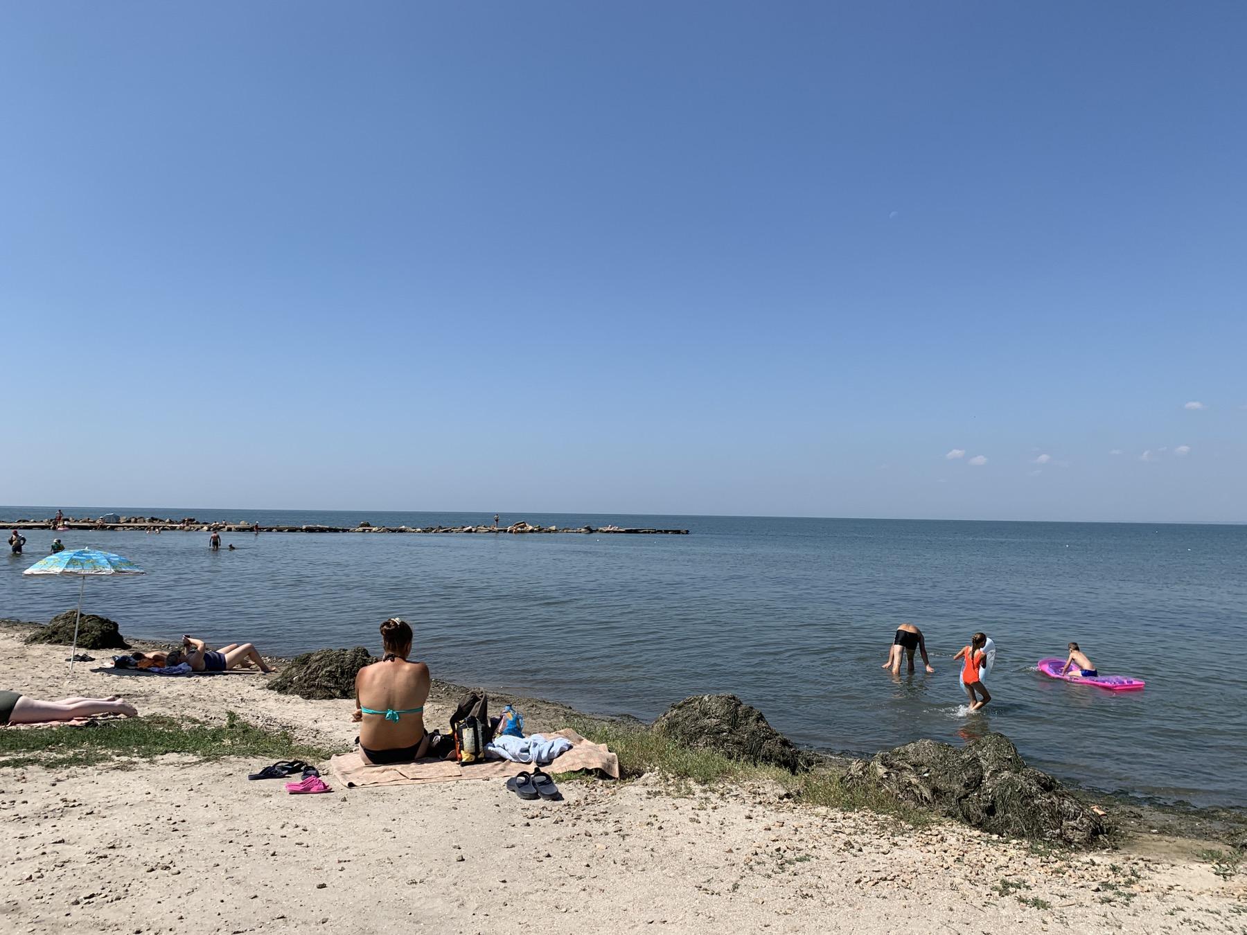 Не медузами едиными: на пляжах Бердянска очередная напасть