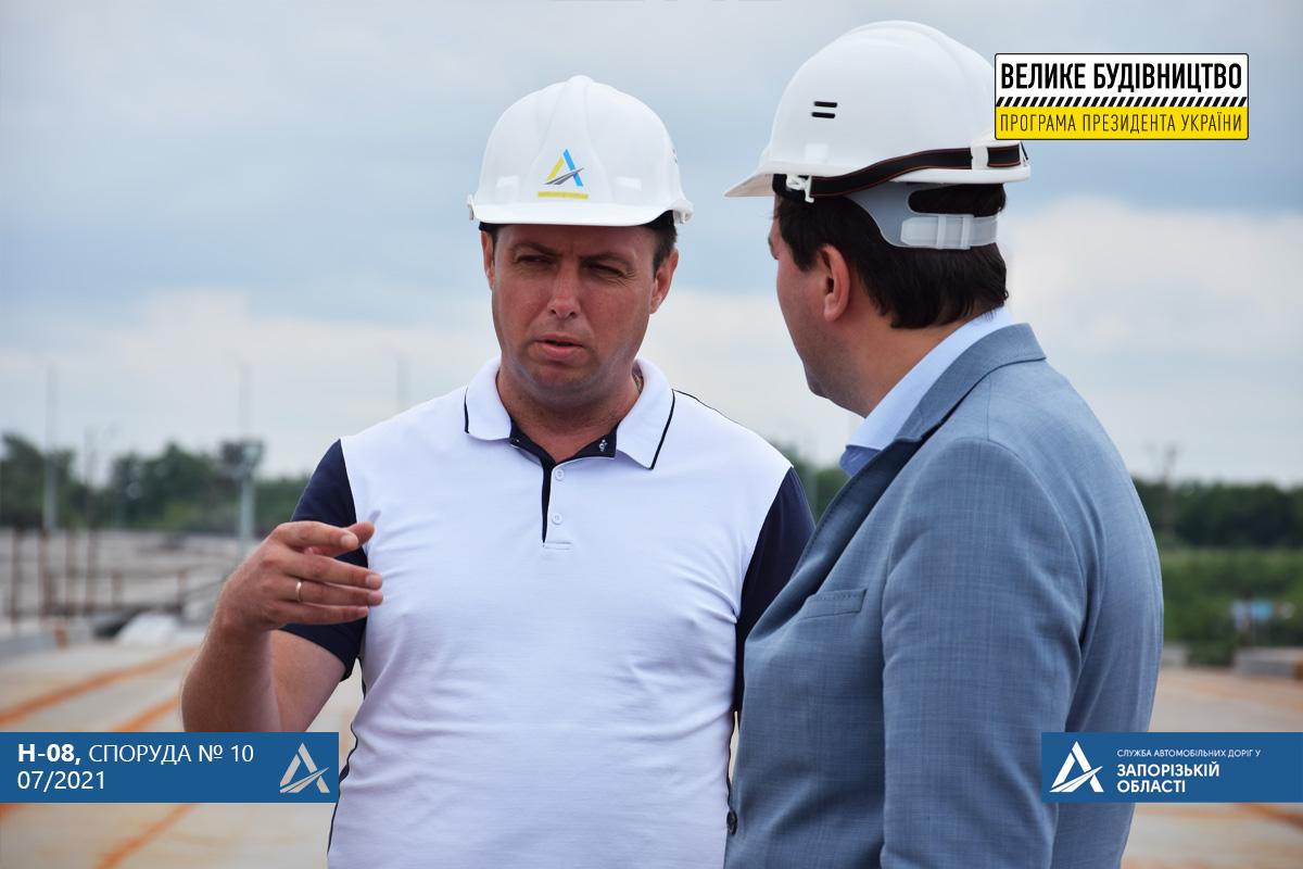 Стало известно, когда откроют новые запорожские мосты (ФОТО)