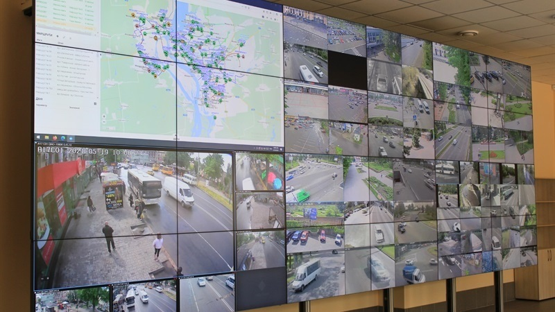 Стало известно, сколько маршруток в Запорожье можно отслеживать онлайн