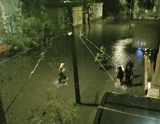 Бердянск стихия