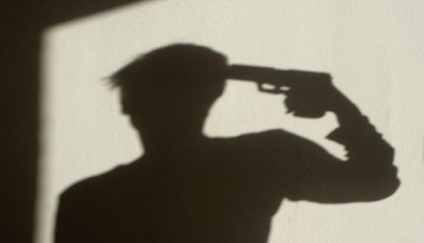 В Запорожье молодой парень выстрелил себе в голову из карабина