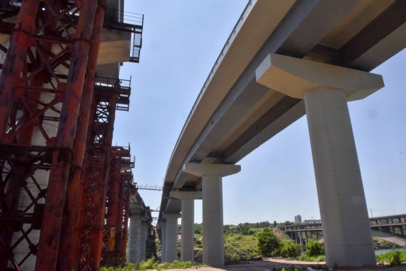 мосты июль