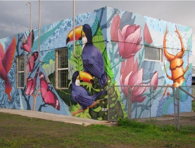 В Запорожье пройдет фестиваль граффити