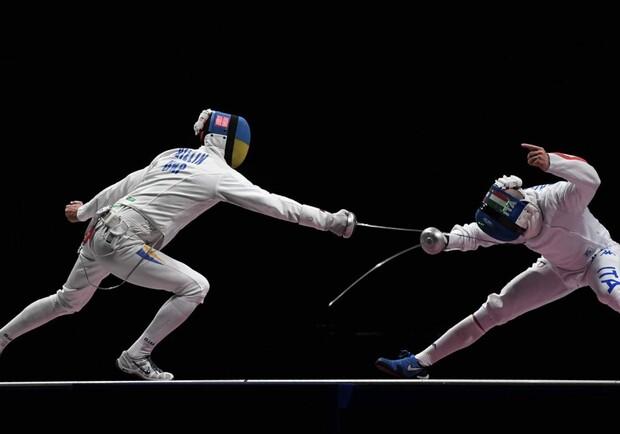 Игорь Рейзлин выиграл медаль на Олимпиаде 2020. Фото: НОК