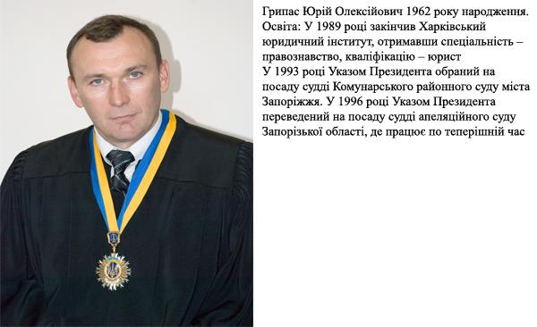 Грипас Юрий