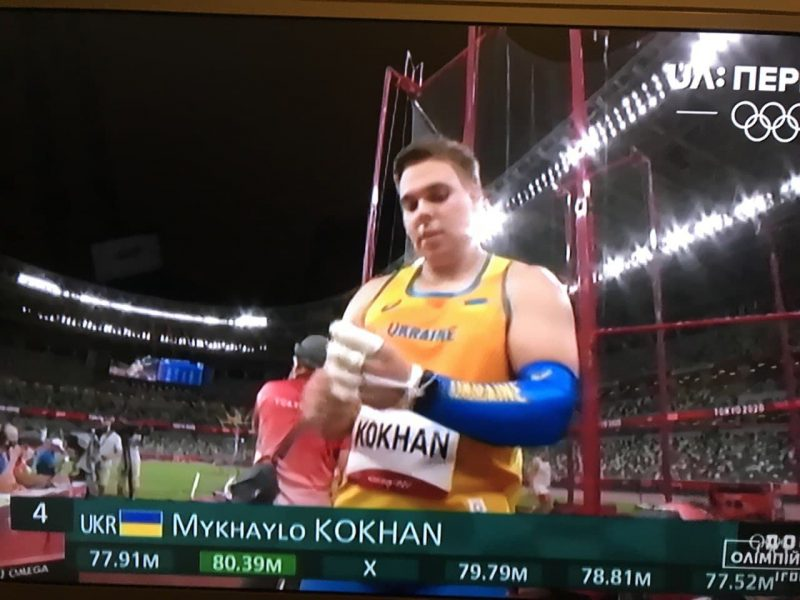 Кохан Михаил Олимпиада