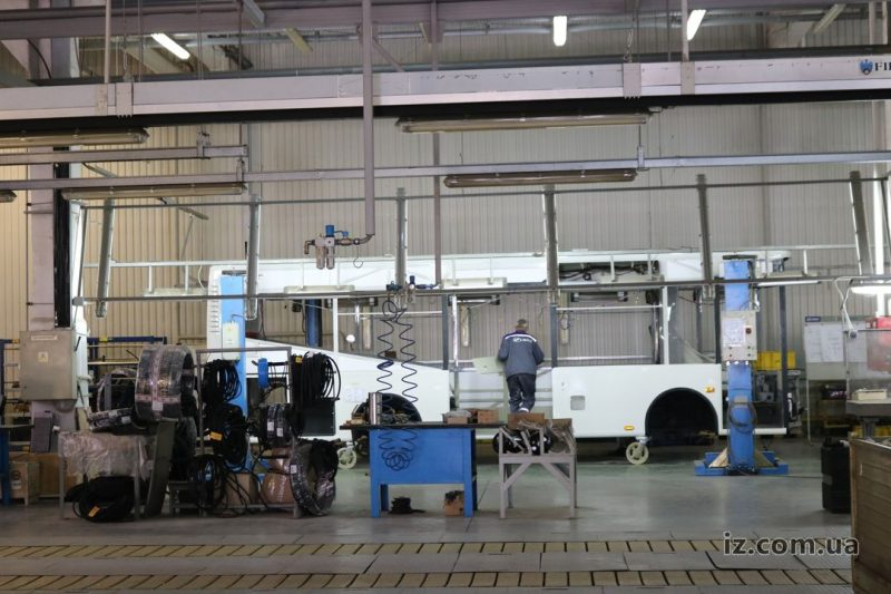 Автобусное производство