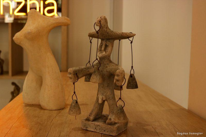 Какой видят современную скульптуру запорожские скульпторы - фото