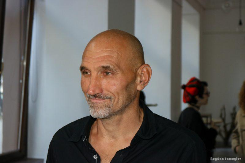 скульптор Александр Шкаликов