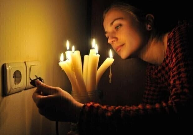 Кому в Запорожье отключат свет 15-го сентября. Фото: bykvu.com
