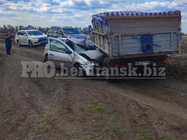 На дороге в Запорожской области произошло ДТП: есть погибшие