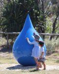 фестиваль скульптур Swell
