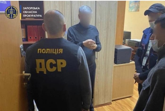 В Бердянске директора санатория будут судить за взятку (ФОТО)