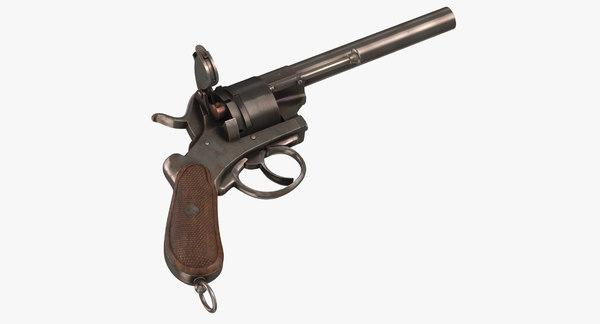 В Бердянске пенсионер выстрелил из револьвера в пасынка